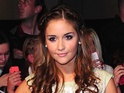 Jacqueline Jossa will collect her prize at tonight's Inside Soap Awards.