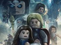 Check out the Thor: Dark World poster for LEGO Marvel Super Heroes.