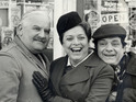 The sitcom's iconic Arkwright store returns in a new on-set photo.