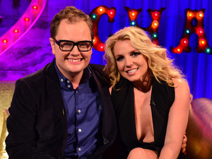 Britney Spears, Alan Carr
