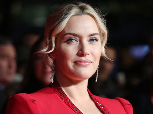 Kate Winslet at the 57th BFI London Film Festival Labor Day