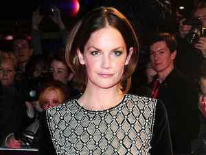 Ruth WIlson arriving at the screening of new film Locke