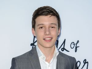 Nick Robinson at 'The Kings of Summer' film premiere