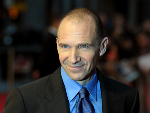 Ralph Fiennes at the screening of 'The Invisible Woman' at Odeon West End, London.