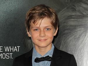 Ty Simpkins at the World Premiere of Insidious Chapter 2