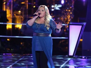Shelbie Z in part 1 of 'The Voice' battles.