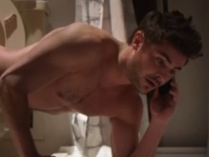 Zac Efron gets naked in new trailer for 'That Awkward Moment'