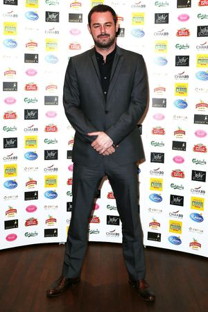 Danny Dyer Elbrook Fundraiser at Chak 89 restaurant in Aid of the National Autistic Society, London, Britain - 17 Oct 2013