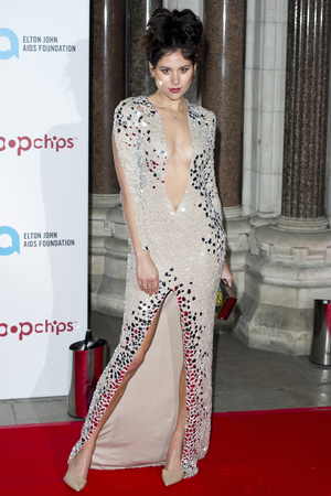 Eliza Doolittle attending the 2013 Attitude Awards, held at the Royal Courts of Justice in central London.