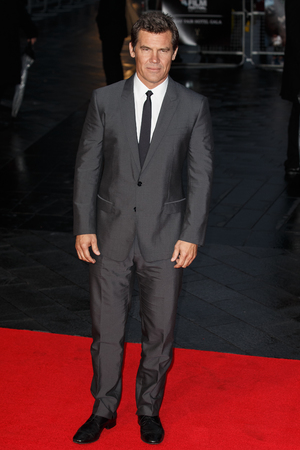 Josh Brolin at the 57th BFI London Film Festival Labor Day