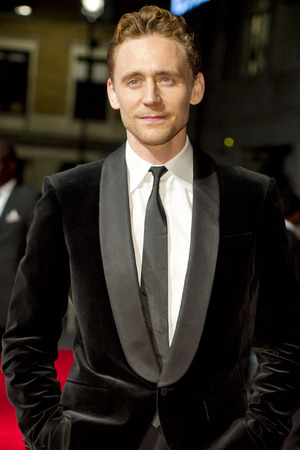 Tom Hiddleston attending the premiere of Only Love is Left Alive