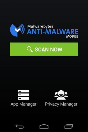 'Malwarebytes Anti-Malware' mobile app