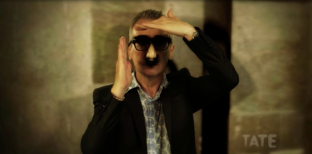 Frank Skinner art film for Tate