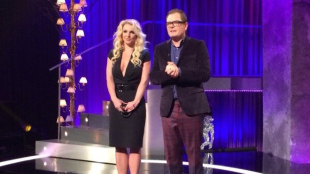 Britney Spears on 'Alan Carr: Chatty Man'