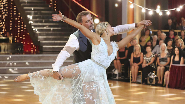 Dancing With The Stars (Fall 2013) episode 5: Bill Engvall & Emma Slater