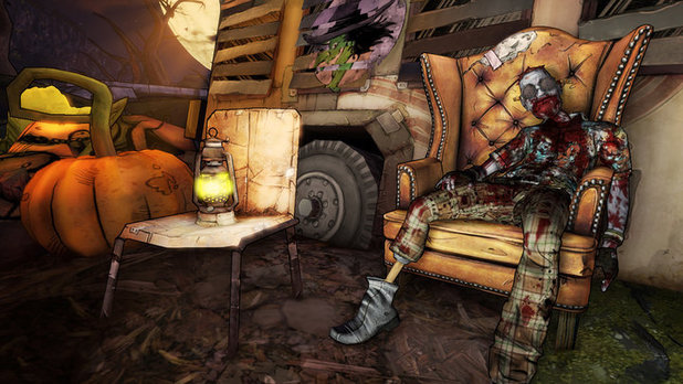 Borderlands 2 'TK Baha's Bloody Harvest' screenshot