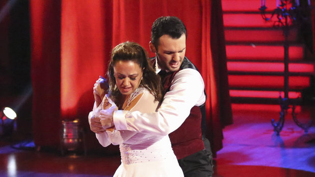 Dancing With The Stars (Fall 2013) episode 5: Leah Remini & Tony Dovolani