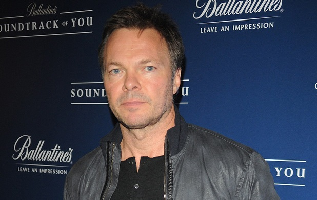 Pete Tong at Ballantines party, Edinburgh