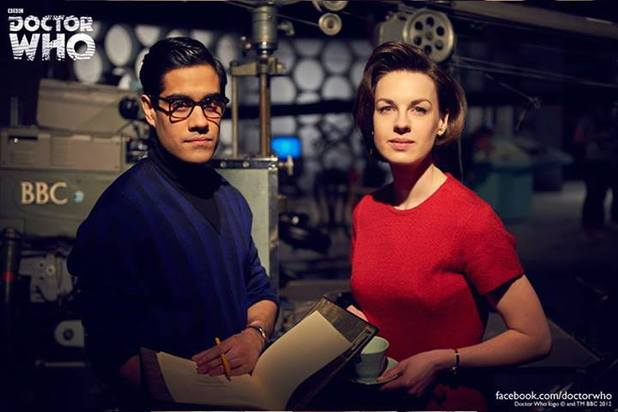 Sasha Dhawan, Jessica Raine in Doctor Who biopic 'An Adventure in Space and Time'