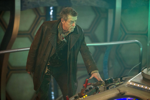 John Hurt as... Doctor Who?