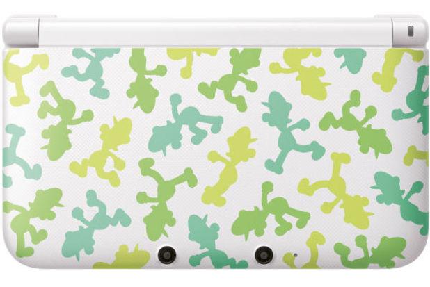 Luigi 3DS XL