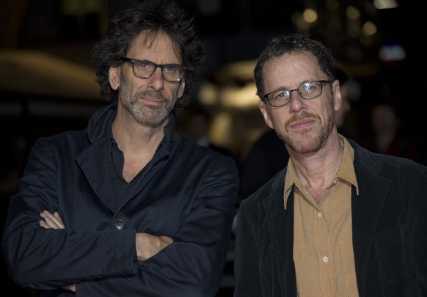 Joel and Ethan Coen at the BFI London Film Festival Centrepiece Gala of 'Inside Llewyn Davis', as part of the 57th BFI London Film Festival
