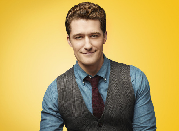 Matthew Morrison as Will Schuester in Season 5 of Glee.