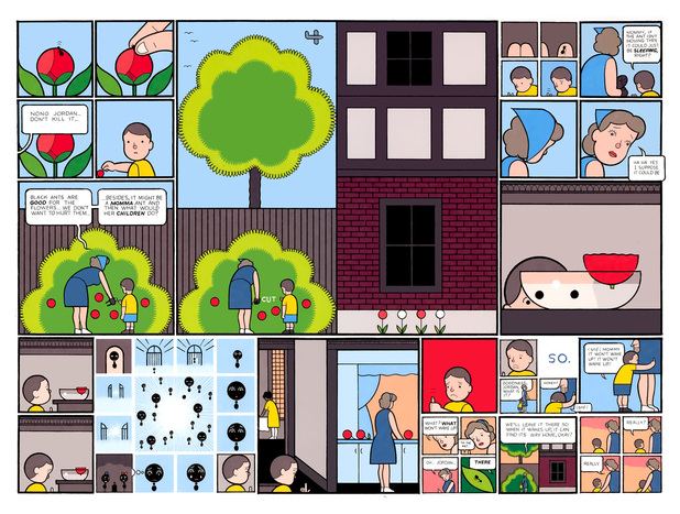 Chris Ware's 'Acme Novelty Library'
