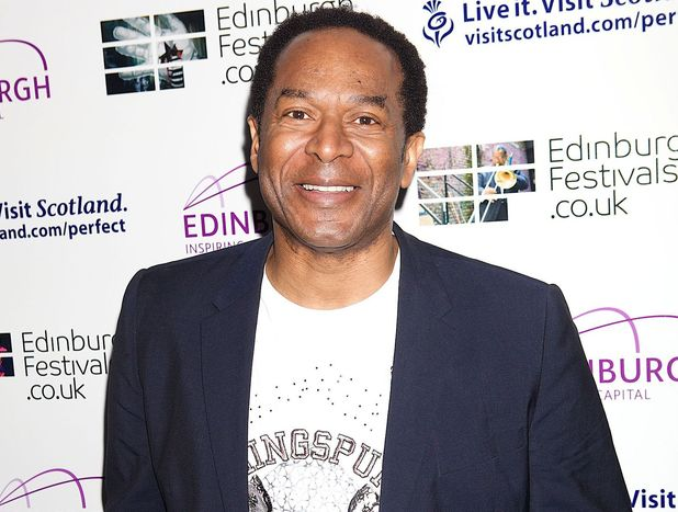 Felix Dexter at the 2010 Edinburgh Fringe