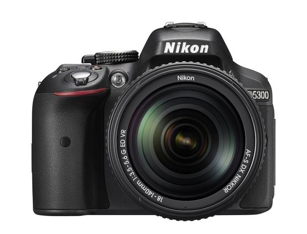 Nikon's D5300 DSLR camera