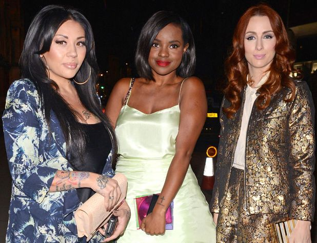 Attitude Magazine Awards, London, Britain - 15 Oct 2013 Sugababes - Mutya Buena, Keisha Buchanan and Siobhan Donaghy 15 Oct 2013