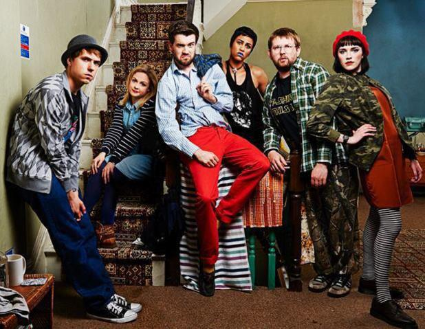 'Fresh Meat' Series 3 promo picture