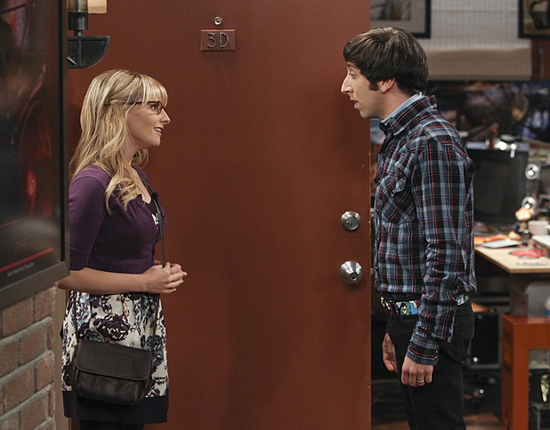'The Big Bang Theory': 'The Workplace Proximity' - Howard and Bernadette