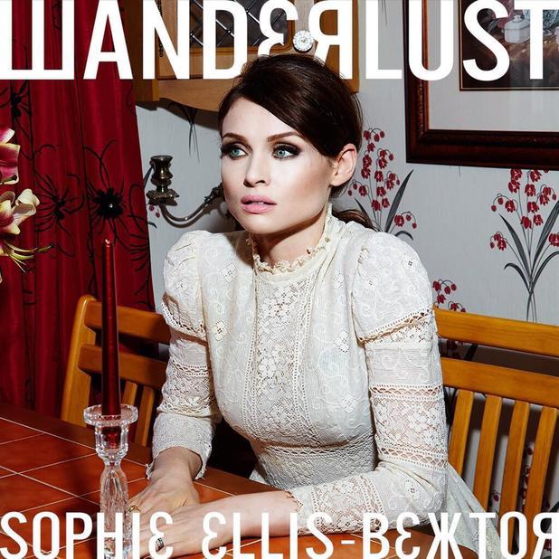 Sophie Ellis-Bextor's 'Wanderland' album cover