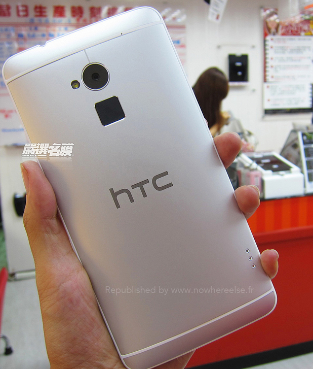 HTC One Max leaked photos