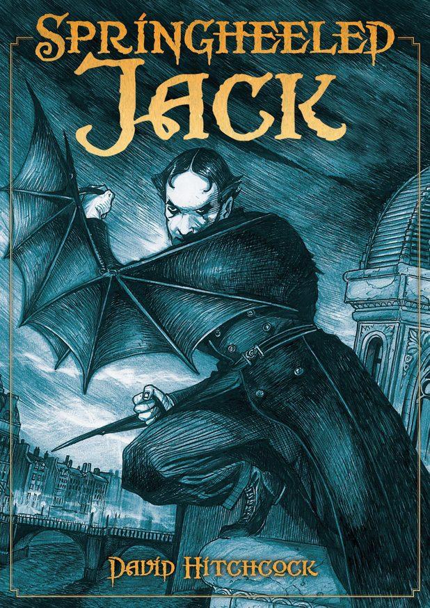 Titan's 'Springheeled Jack' cover