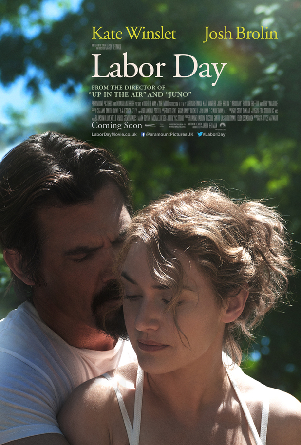 'Labor Day' UK poster