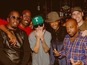 Bieber, Shelton at Usher party - photos