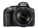 The camera is Nikon's first DSLR to introduce the Expeed 4 image processor.