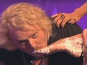 Keith Lemon discusses Dermot O'Leary's famous bulge on X Factor special.