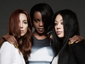 "Keisha Buchanan says the group are more ""about the album""."