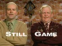 Still Game's Jack and Victor will film with the River City cast.