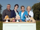 The Great British Bake Off for celebrity Sport Relief special