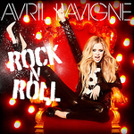 Avril Lavigne 'Rock N Roll' artwork
