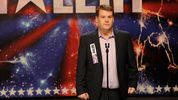 James Corden One Chance interview: 'We're not making a Britain's Got Talent movie'