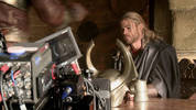 Watch 15 minutes of behind-the-scenes footage from 'Thor: The Dark World'.