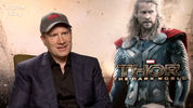 Marvel's president of production Kevin Feige discusses 'Thor: The Dark World', 'Captain America: The Winter Soldier', 'Guardians of the Galaxy', 'The Avengers: Age of Ultron' and 'Ant-Man' with Digital Spy.