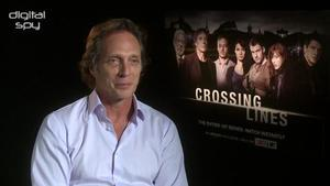 William Fichtner tells Digital Spy that fans are going to see a completely new take on the Turtles in the new movie adaptation.