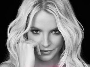 Britney Spears 'Britney Jean' album artwork.
