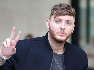 Celebrities at BBC Radio 1 Studios, London, Britain - 24 Oct 2013James Arthur 24 Oct 2013